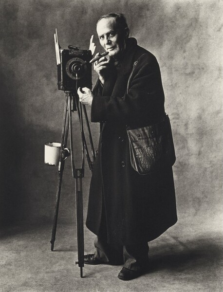 Street Photographer (A), New York