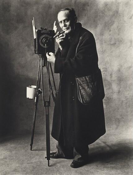 Irving Penn, Street Photographer (A), New York, 1950, printed October 19761950, printed October 1976