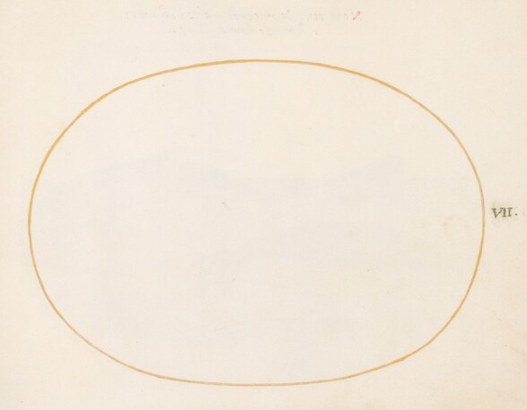 Plate 7: Empty Oval