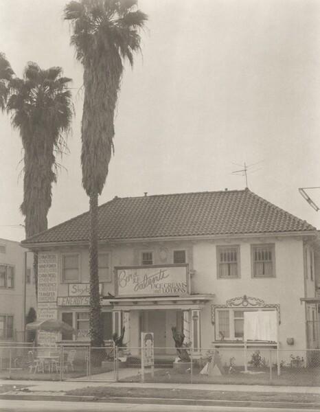Sunset Boulevard/La Brea