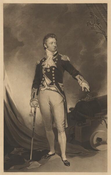 Sir Philip Bowes Vere Broke