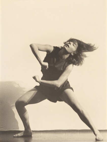 Charlotte Rudolph, Gret Palucca, 1925