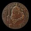 Kultur in Belgium Medal: The Foe of Free Peoples [obverse]