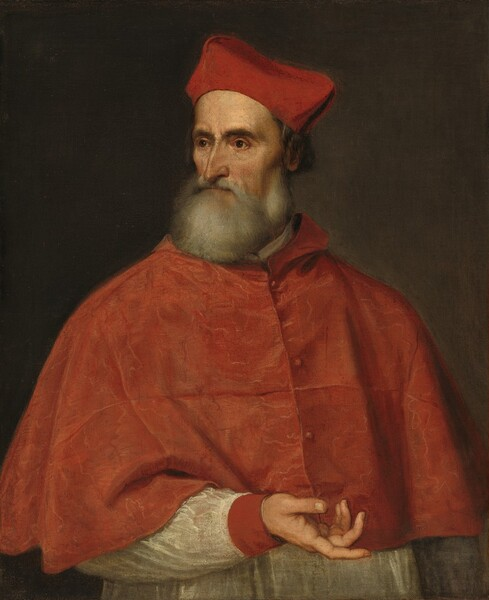Cardinal Pietro Bembo