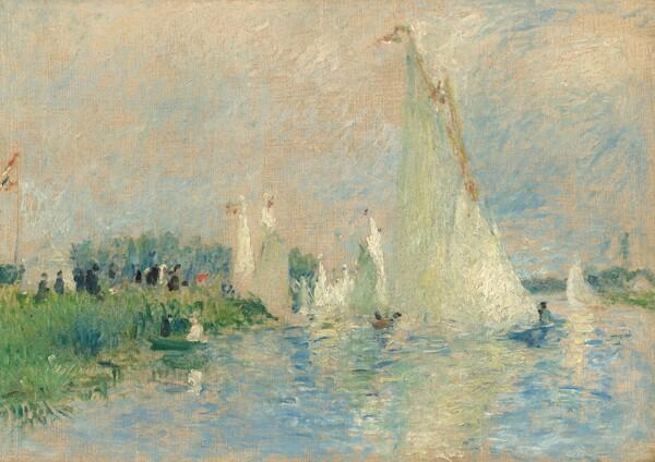 Regatta at Argenteuil