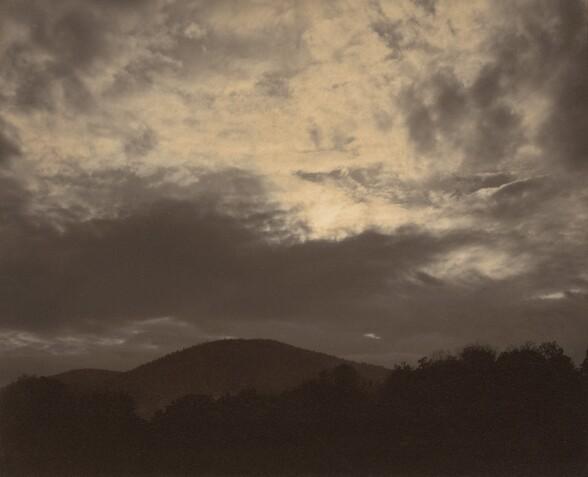 Music—A Sequence of Ten Cloud Photographs, No. III