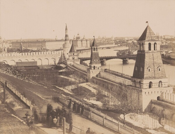 View of Moscow
