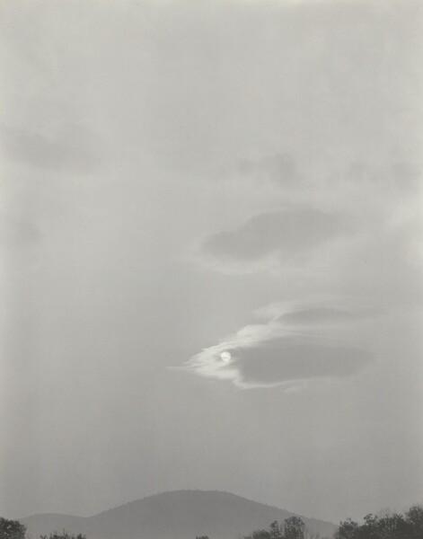 Music—A Sequence of Ten Cloud Photographs, No. VIII