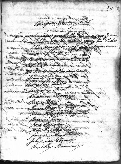 ASR, TNC, uff. 15, 1628, pt. 1, vol. 115, fol. 54r