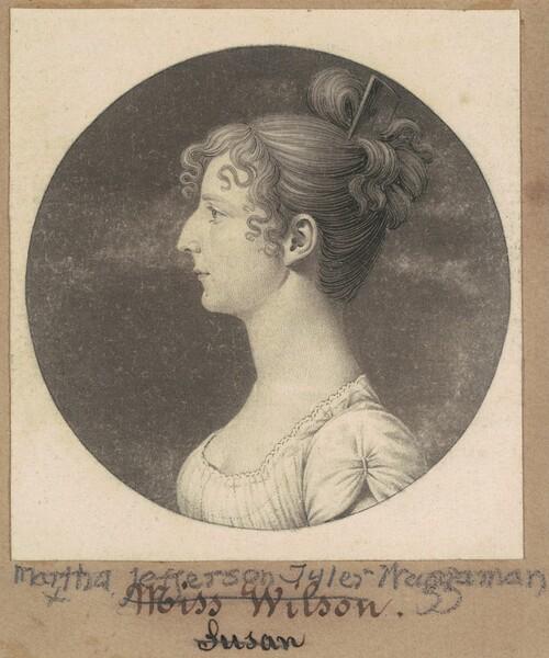 Martha Jefferson Tyler Waggaman