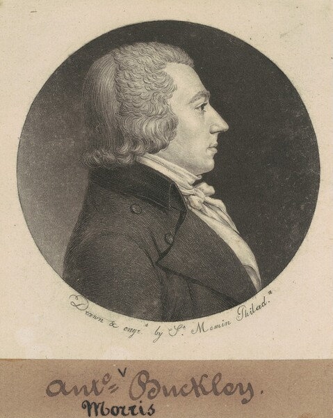 Anthony Morris Buckley