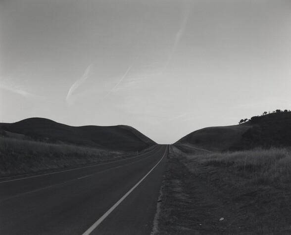 Landscape--near King City, California