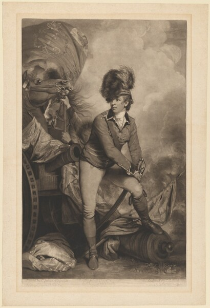 Lieutenant Colonel Sir Banastre Tarleton