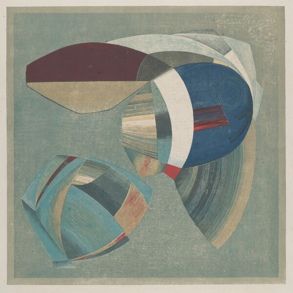 Untitled (Sea Forms)