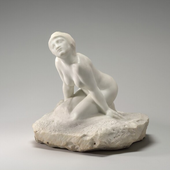 Figure of a Woman The Sphinx