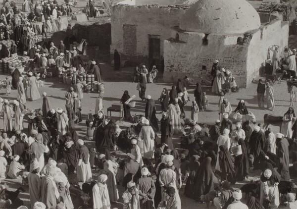 The Market, Aswan, Egypt