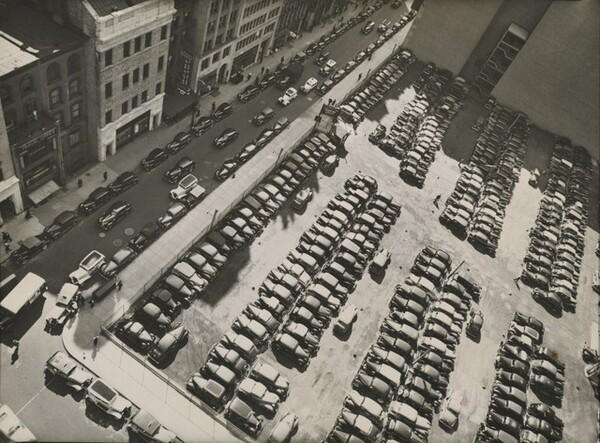 Rockefeller Center Parking Space, 40 West 49th Street