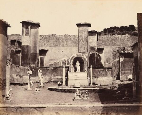 Casa di Marco Lucrezio, Pompei (House of Marco Lucrezio, Pompeii)