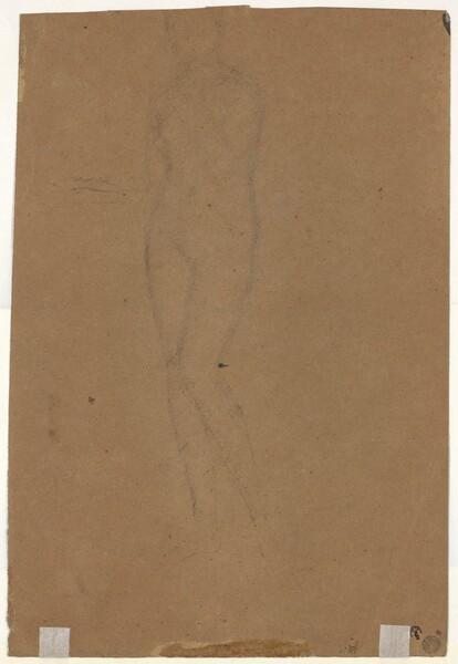 Standing Figure [verso]