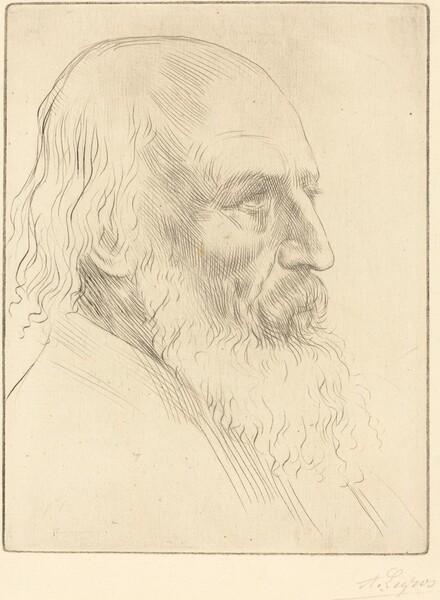 Lord A. Tennyson, 3rd plate