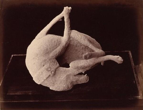 Impronte, Pompei (Cast, Pompeii)