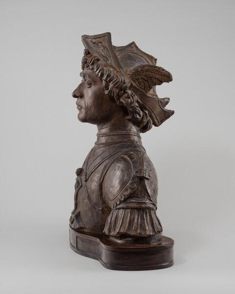 Bust of a Warrior