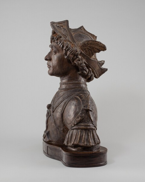 Bust of a Warrior