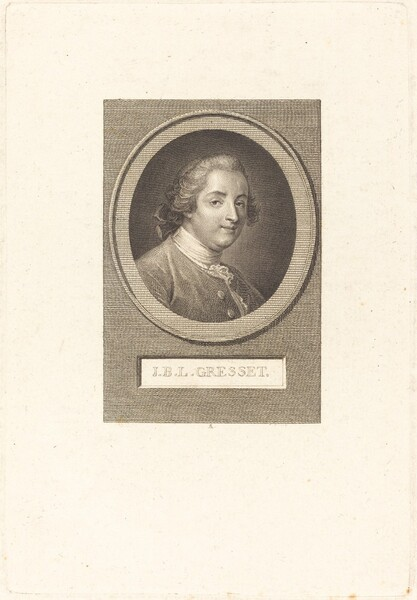 Jean-Baptiste-Louis Gresset
