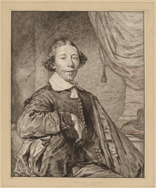 Portrait of a Seated Man