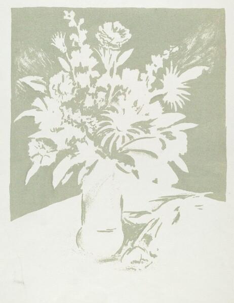 Still Life (Vase of Flowers)