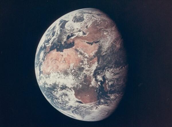 Apollo 11 View of Earth
