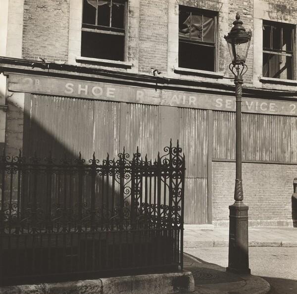 London Street Corner
