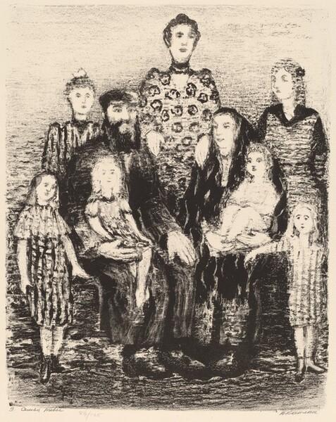 The Family of Tevia