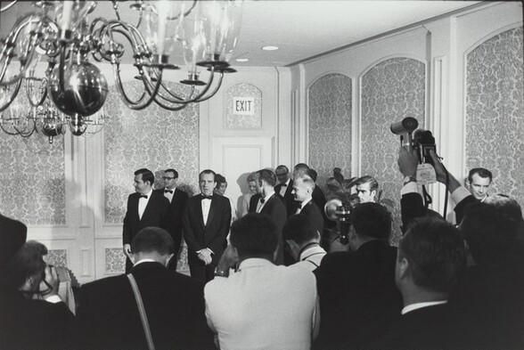Richard Nixon, Century Plaza Hotel, Los Angeles