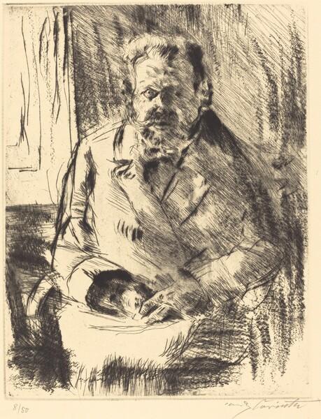 Der Dichter (The Poet)