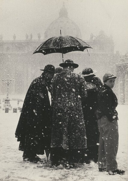 Winter at the Vatican, Rome