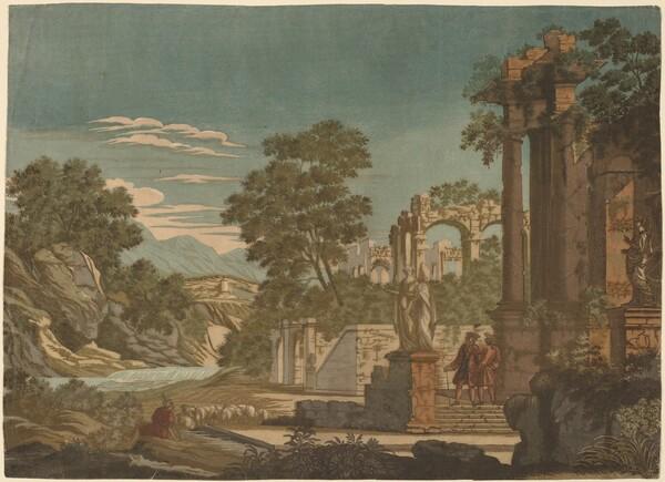 Ulysses and Polyphemus