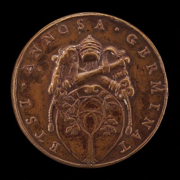 Della Rovere Shield of Arms [reverse]