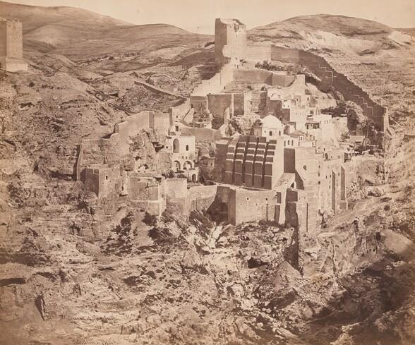Convent of Mar Saba