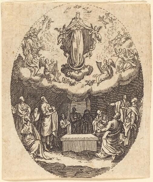 The Assumption with the Cherubin