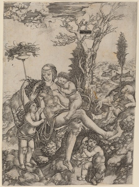 Allegory of Mother Earth