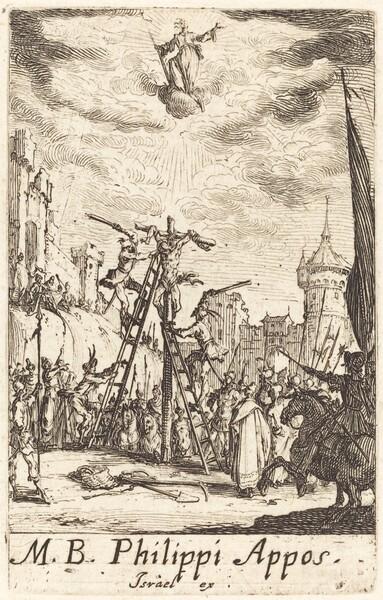 The Martyrdom of Saint Philip