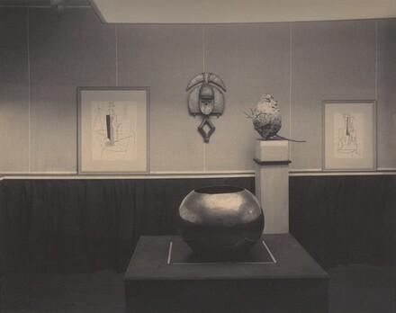 291—Picasso-Braque Exhibition