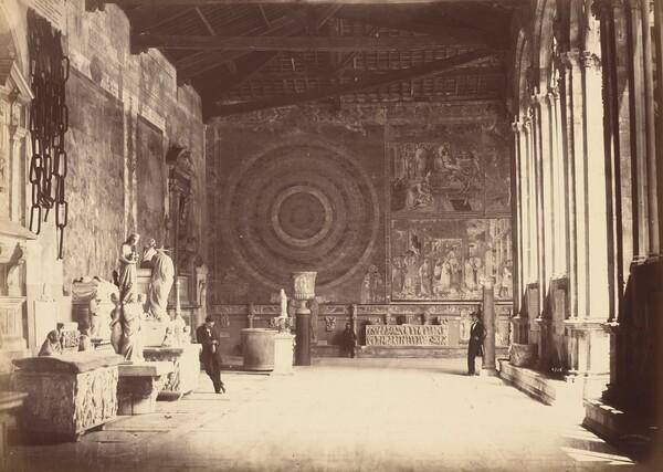 Pise: Corridore del Camposanto