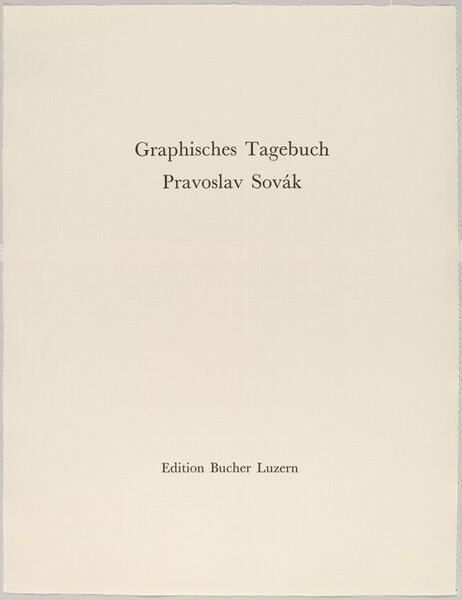 Graphisches Tagebuch