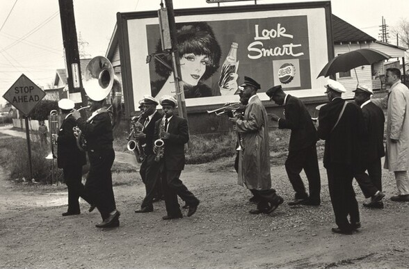 Young Tuxedo Brass Band, New Orleans, Louisiana