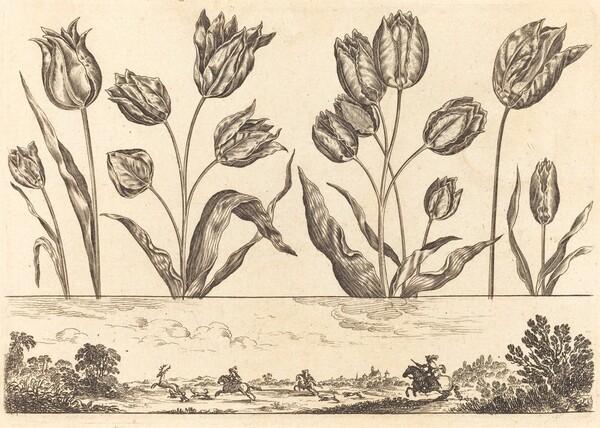 Flower Print no.12