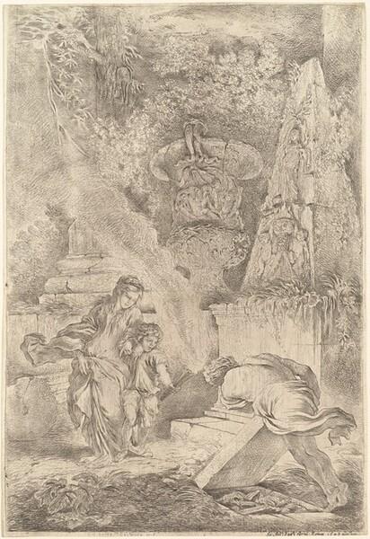 Theseus Finding Aegeus