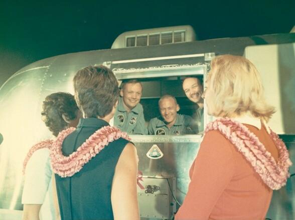 Apollo 11 in Quarantine