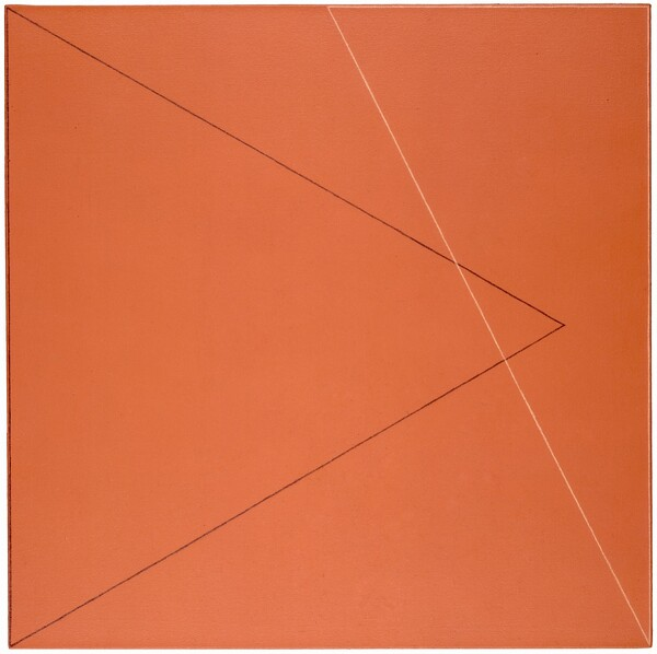 Two Triangles within a Square #2